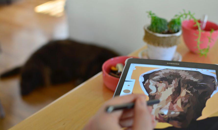 Art digital: en voici un bref historique