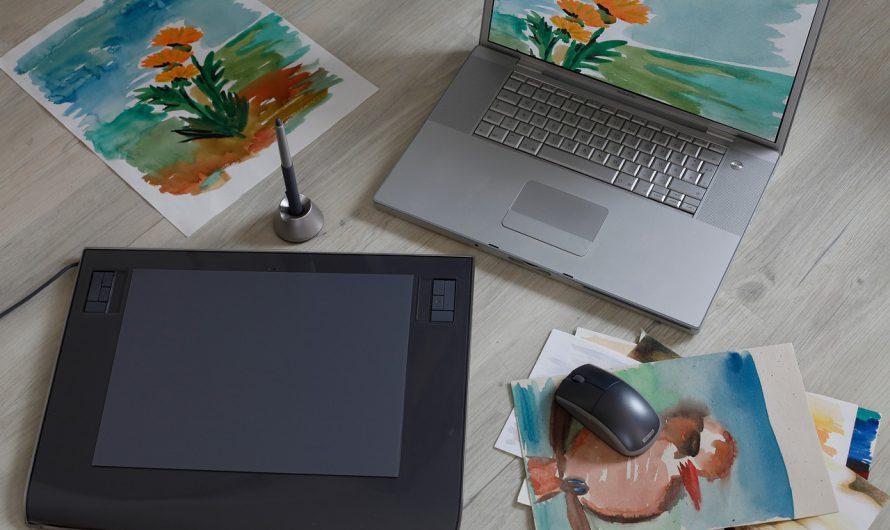 Technologie: comment change-t-elle la conception artistique ?