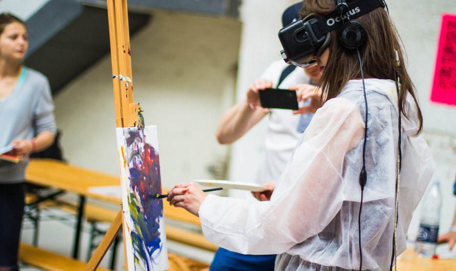 Réalité virtuelle: quelle évolution dans le marché artistique?